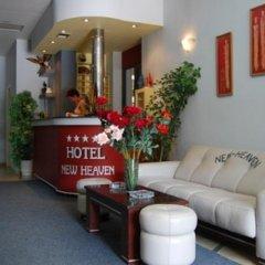 Отель New Heaven Албания, Саранда - отзывы, цены и фото номеров - забронировать отель New Heaven онлайн интерьер отеля фото 3