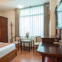 Ngoc Minh Hotel 2* Улучшенный номер с двуспальной кроватью