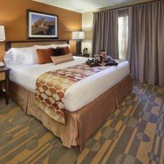 Отель Holiday Inn Club Vacations: Las Vegas at Desert Club Resort 3* Стандартный номер с двуспальной кроватью фото 3