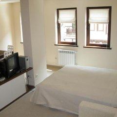 Апартаменты Green Life Family Apartments Pamporovo Стандартный номер с различными типами кроватей фото 4