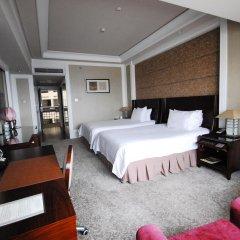 Shan Dong Hotel 4* Улучшенный номер с различными типами кроватей фото 2
