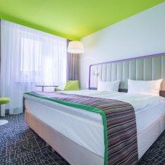 Отель Park Inn by Radisson Nuremberg 3* Стандартный номер с различными типами кроватей фото 10