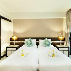Отель Rattana Residence Thalang 3* Стандартный номер с различными типами кроватей фото 3