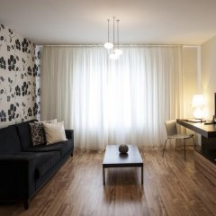 Ararat All Suites Hotel Klaipeda 4* Люкс с различными типами кроватей фото 3