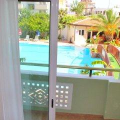 Gazipasa Star Hotel & Apartments Турция, Сиде - отзывы, цены и фото номеров - забронировать отель Gazipasa Star Hotel & Apartments онлайн балкон