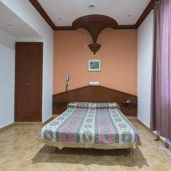 Hotel Barbara Улучшенный номер двуспальная кровать фото 5