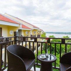 Отель Hoi An Silk Marina Resort & Spa 4* Номер Делюкс с различными типами кроватей фото 10