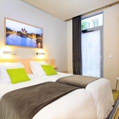 Hotel Glasgow Monceau Paris by Patrick Hayat 3* Стандартный номер разные типы кроватей фото 4
