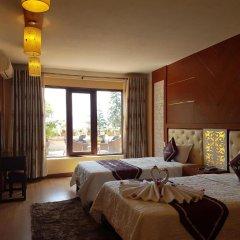 Отель Sapa Elegance 3* Номер Делюкс фото 5