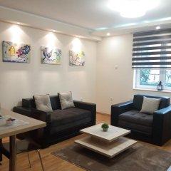 Отель Fortress Apartments Сербия, Нови Сад - отзывы, цены и фото номеров - забронировать отель Fortress Apartments онлайн интерьер отеля