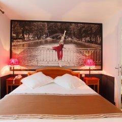Отель Hôtel Atelier Vavin 3* Стандартный номер с различными типами кроватей фото 15