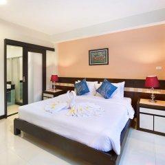 Отель Rattana Residence Thalang 3* Стандартный номер с различными типами кроватей фото 2