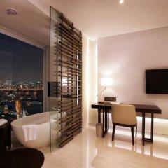 Hotel ENTRA Gangnam 4* Номер Премьер с двуспальной кроватью фото 6