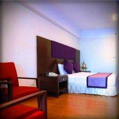 Karnmanee Palace Hotel 4* Полулюкс с различными типами кроватей