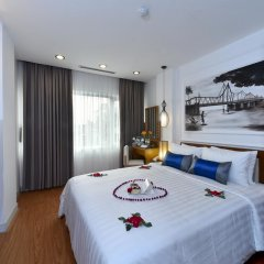 Nova Hotel 3* Представительский люкс с различными типами кроватей фото 4