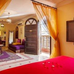 Отель Riad La Kahana 2* Стандартный номер с различными типами кроватей фото 8