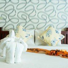Отель Jomtien Plaza Residence 3* Номер Делюкс с различными типами кроватей фото 18