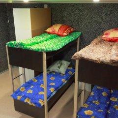 Hostel Time Кровать в общем номере с двухъярусной кроватью фото 4