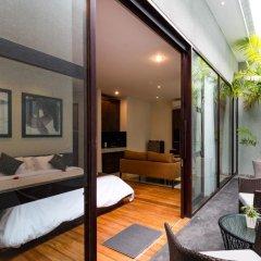 Отель Aleesha Villas 3* Вилла Делюкс с различными типами кроватей фото 7