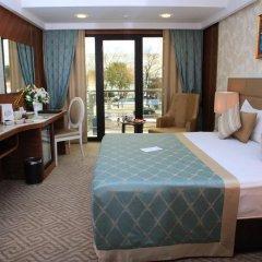 Anjer Hotel Bosphorus - Special Class 4* Стандартный номер с различными типами кроватей фото 2
