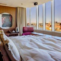 Radisson Blu Seaside Hotel, Helsinki 4* Представительский люкс с различными типами кроватей фото 8
