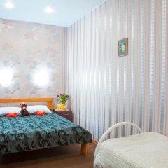 Marusya House Hostel Стандартный семейный номер с двуспальной кроватью фото 10