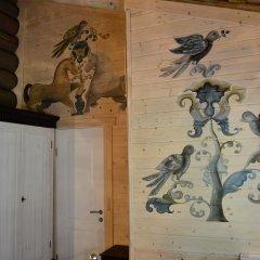 Гостиница Эко-парк Времена года Шале разные типы кроватей фото 12