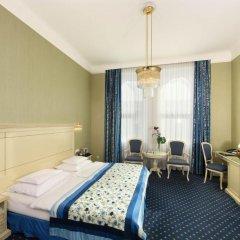 Hotel de France Wien 4* Номер Делюкс с различными типами кроватей фото 3