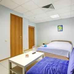 Мини-Отель Брусника Стандартный номер с двуспальной кроватью фото 7
