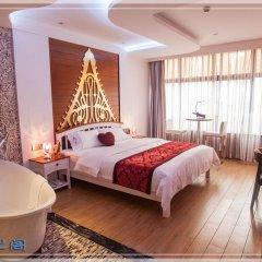Angel Lover Theme Hotel Шэньчжэнь комната для гостей фото 5