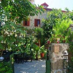 Отель Side Doga Pansiyon Стандартный номер фото 41