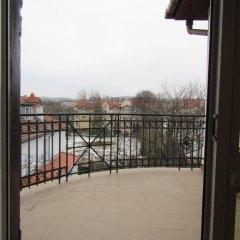 Отель Pensjonat Wanda балкон