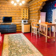 Парк-отель Берендеевка 3* Люкс с различными типами кроватей фото 3