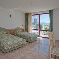 Отель Longozа Hotel - Все включено Болгария, Солнечный берег - отзывы, цены и фото номеров - забронировать отель Longozа Hotel - Все включено онлайн комната для гостей фото 2