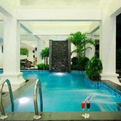 Ansino Bukit Hotel 3* Улучшенный номер двуспальная кровать фото 24