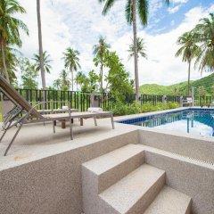 Отель Villa Na Pran, Pool Villa Таиланд, Пак-Нам-Пран - отзывы, цены и фото номеров - забронировать отель Villa Na Pran, Pool Villa онлайн бассейн фото 2