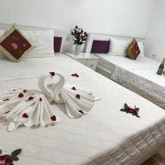 Hanoi Light Hostel Стандартный номер с различными типами кроватей фото 5