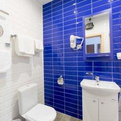 Отель Талисман Гороховая Санкт-Петербург ванная фото 5
