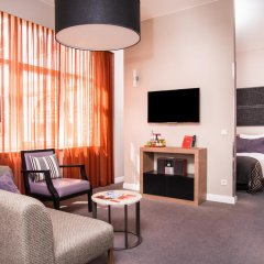 Adina Apartment Hotel Berlin CheckPoint Charlie 4* Студия с различными типами кроватей