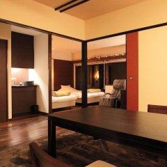 Отель Yumeshizuku Япония, Минамиогуни - отзывы, цены и фото номеров - забронировать отель Yumeshizuku онлайн комната для гостей фото 4