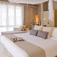 Отель Twin Lotus Koh Lanta 4* Вилла с различными типами кроватей фото 25
