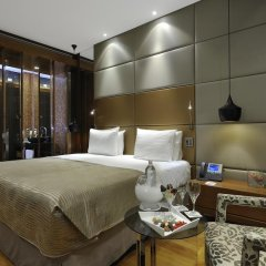 Отель Eurostars Madrid Tower 5* Люкс