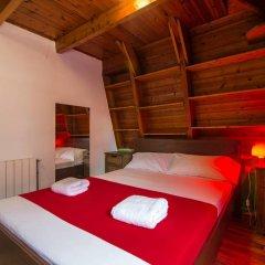 Хостел Mellow Barcelona Апартаменты с различными типами кроватей фото 9