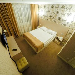Мини-Отель Инвайт Москва комната для гостей фото 9