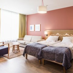Отель Hotell Bondeheimen 3* Стандартный номер с различными типами кроватей фото 5