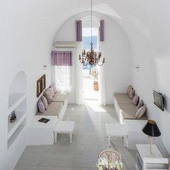 Отель La Maltese Estate, Buddha-Bar Beach Santorini 5* Представительский номер с различными типами кроватей фото 10