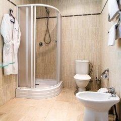 Гостиница Новинка 3* Люкс с различными типами кроватей фото 3