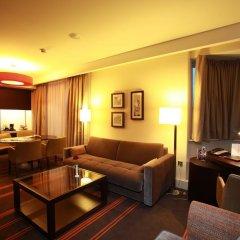 Гостиница Шератон Палас Москва 5* Представительский люкс с различными типами кроватей фото 6