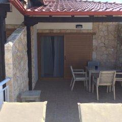 Отель Sarti Paradise балкон