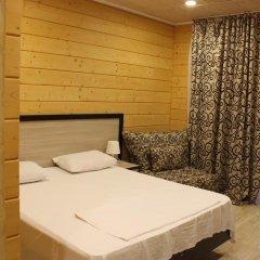 Гостиница Каро Люкс с двуспальной кроватью фото 12